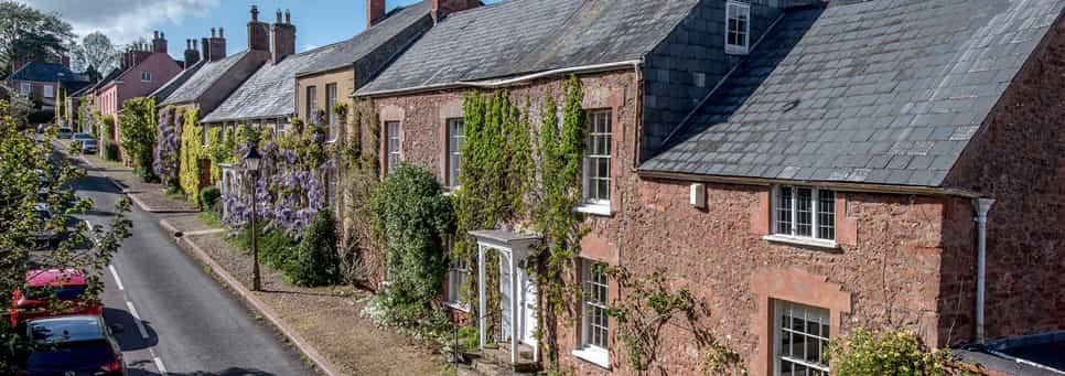 Taunton Terraced Houses