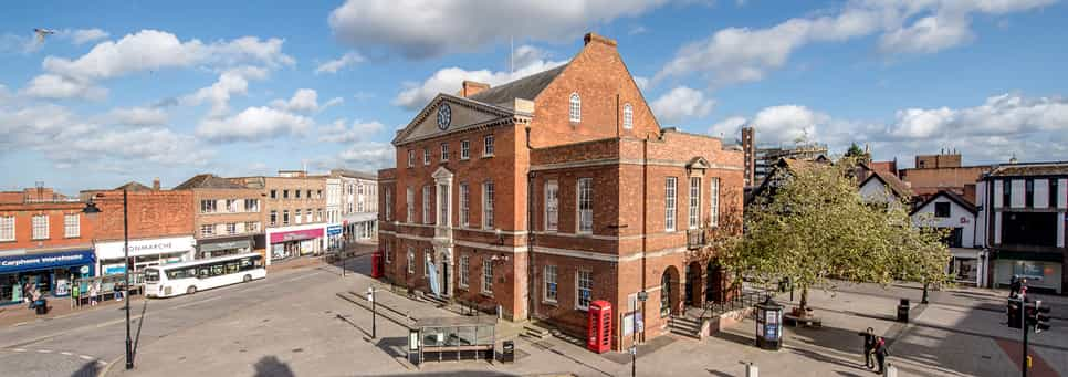 Taunton Town